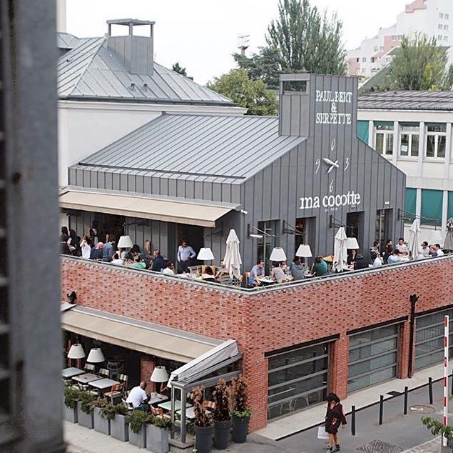 Bon dimanche ma cocotte les ap ros anti blues du dimanche soir les rivel - Ma cocotte restaurant paris ...