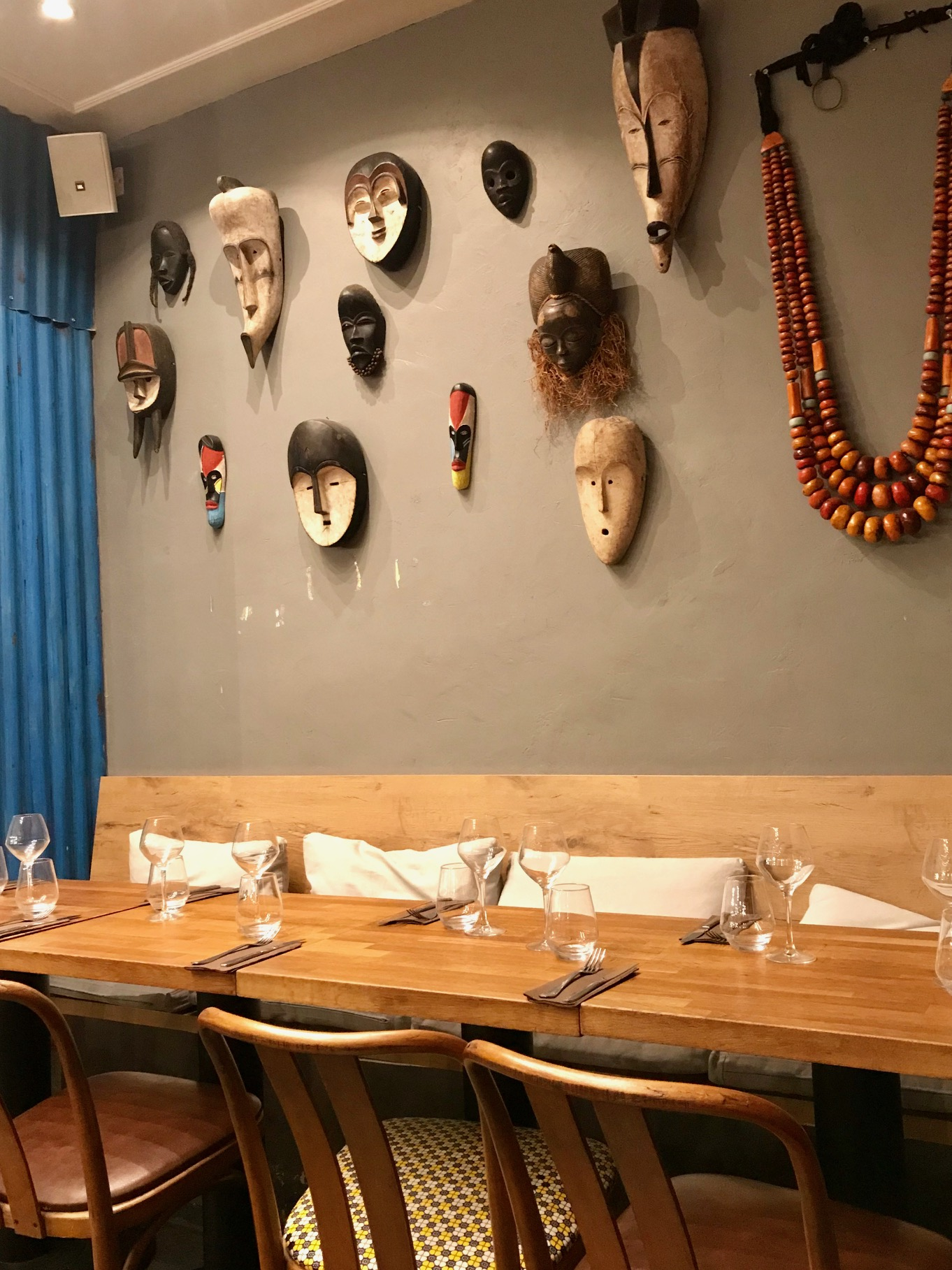 Meilleur Restaurant Africain à Paris Les Rivelades